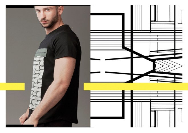 Eliran Ashraf (31) is a textile designer graduated from the Shenkar High College in Israel (2013) after specialised studies in knitting & printing technologies. Currently lives and develops his brand UNDER/CONSTRUCTION in Geneva, Switzerland and manufacturing in Tel Aviv, Israel.