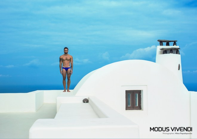Summer is just around the corner and Modus Vivendi is proud to release more of its new swimwear collection for 2015. Classic style never goes out of fashion and bearing this in mind the Greek brand couldn't resist including a range of classic swimbriefs and swimtrunks.