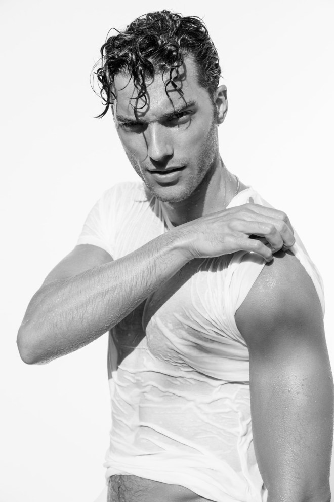 Photographer Doug Inglish sets his sights on model Aurélien Muller for a brand new portrait series. Opting for sophisticated and timeless black & white images, the Ford New York model is captured in intimate and spontaneous portraits that highlight Aurélien's unique angles and sculpted body.