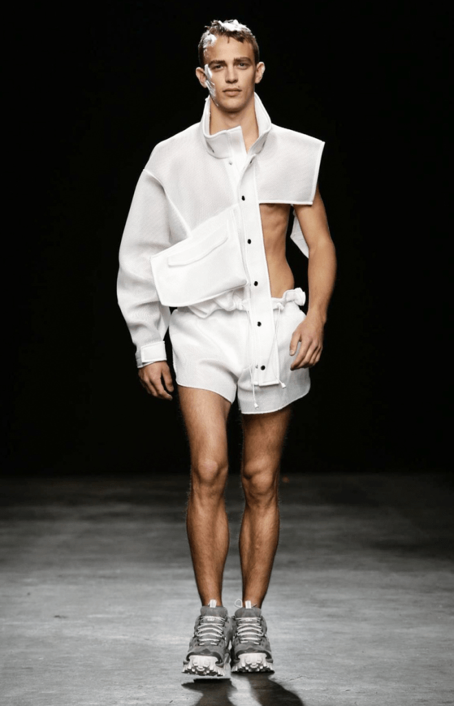 Christopher Shannon Menswear Spring 201609