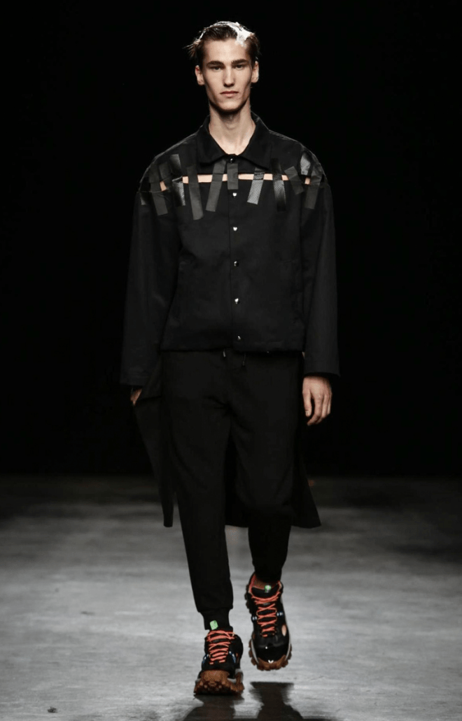 Christopher Shannon Menswear Spring 201611