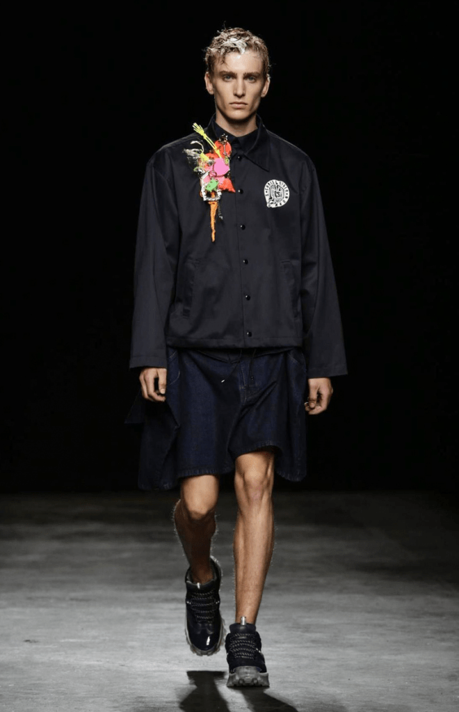 Christopher Shannon Menswear Spring 201694