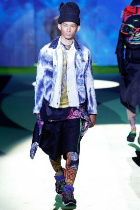 DsQuared2 Menswear Spring 2016890