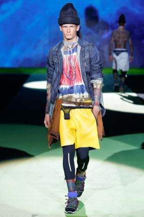 DsQuared2 Menswear Spring 2016892