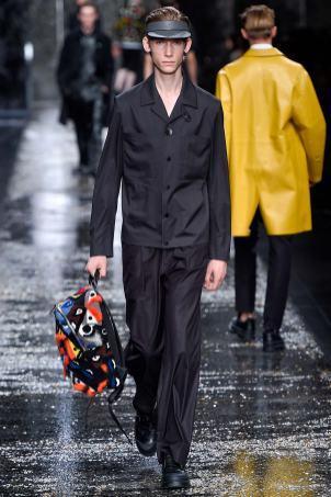 Fendi Spring 2016 Menswear733