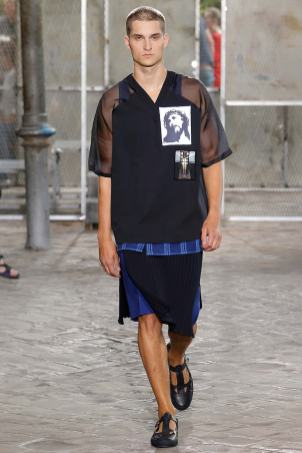 Givenchy Spring 2016 Menswear559