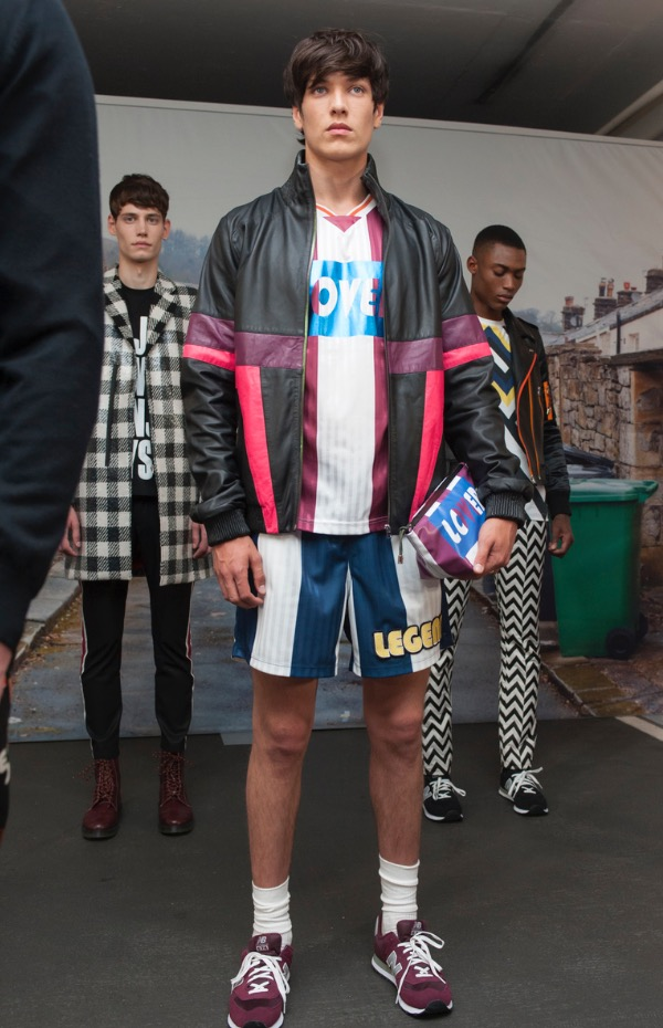 House of Holland Spring/Summer 2016 at London Collection Men.