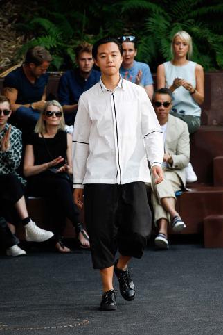 Issey Miyake Spring 2016 Menswear268