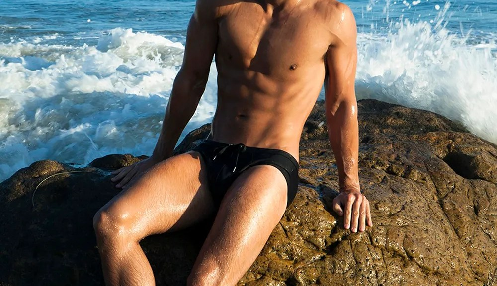 The dashing Josh Swickard at 'Chosen Models' hits the beach for a radiant session by renown photographer Christian Rios.