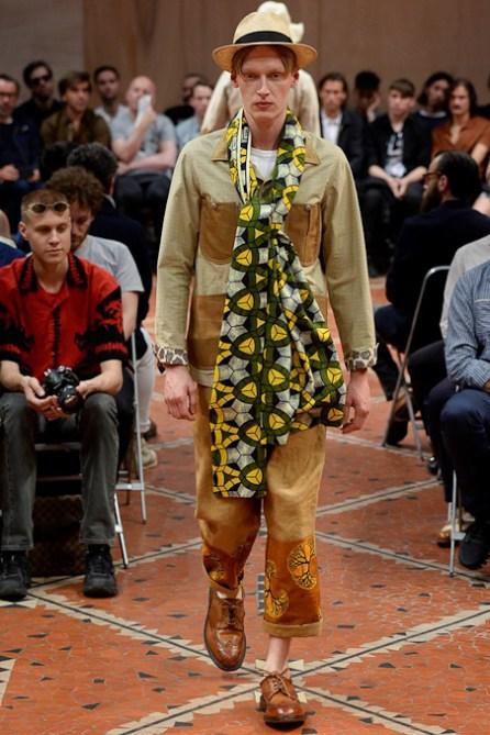 Junya Watanabe Spring 2016 Menswear477