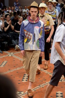 Junya Watanabe Spring 2016 Menswear500