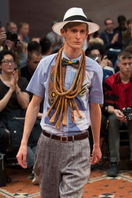 Junya Watanabe Spring 2016 Menswear509