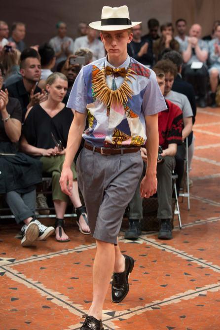 Junya Watanabe Spring 2016 Menswear510