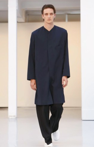 Lemaire Menswear Spring Summer 2016 PARIS011