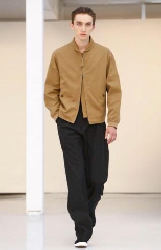 Lemaire Menswear Spring Summer 2016 PARIS013