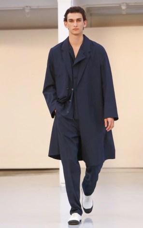 Lemaire Menswear Spring Summer 2016 PARIS026