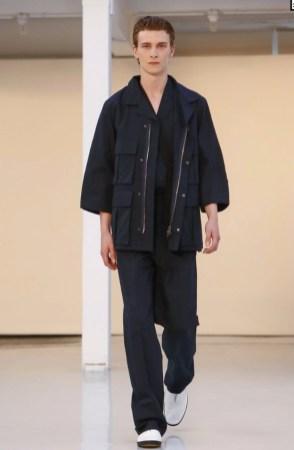 Lemaire Menswear Spring Summer 2016 PARIS028
