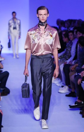 Louis Vuitton Spring 2016 Menswear380