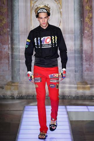 Moschino Menswear Spring2016483