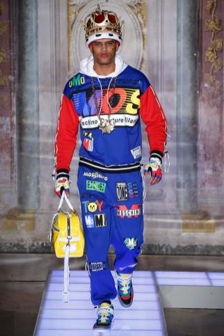 Moschino Menswear Spring2016486
