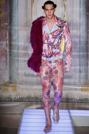 Moschino Menswear Spring2016507