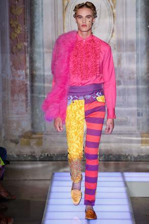 Moschino Menswear Spring2016509