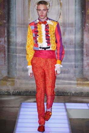 Moschino Menswear Spring2016511