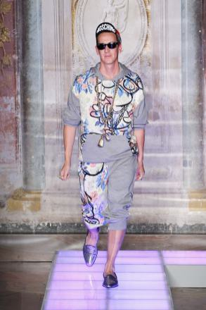 Moschino Menswear Spring2016512