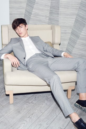 Paul & Joe Men's RTW Spring 2016