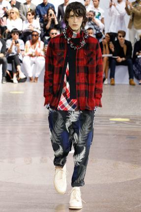 Sacai Spring 2016 Menswear717