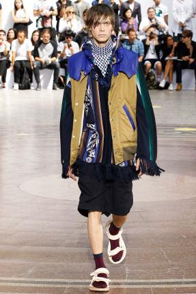 Sacai Spring 2016 Menswear734