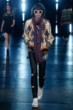 Saint Laurent Spring 2016 Menswear312
