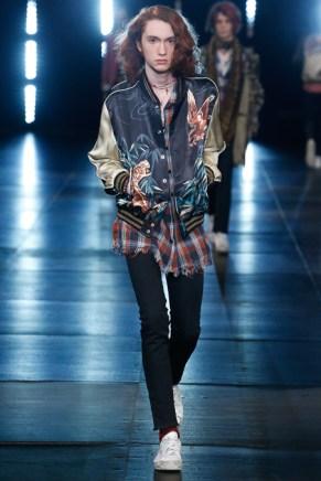 Saint Laurent Spring 2016 Menswear333