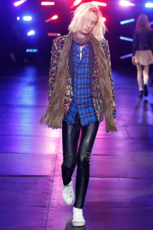 Saint Laurent Spring 2016 Menswear346