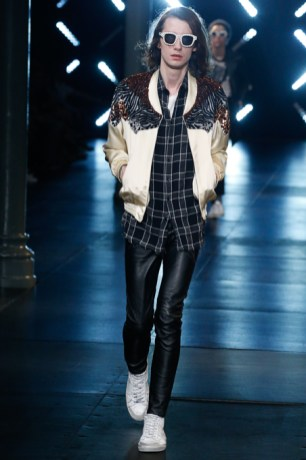 Saint Laurent Spring 2016 Menswear352