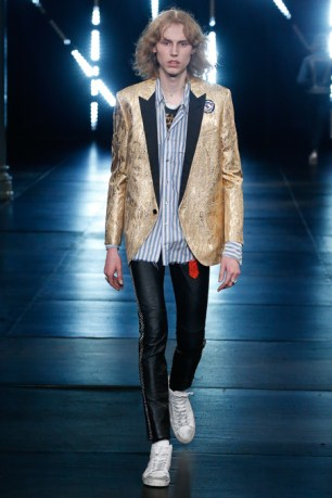Saint Laurent Spring 2016 Menswear358