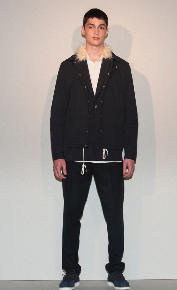 Soulland is a Danish menswear brand with its design principles and aesthetics rooted in Scandinavian artisanship with a contemporary feel.