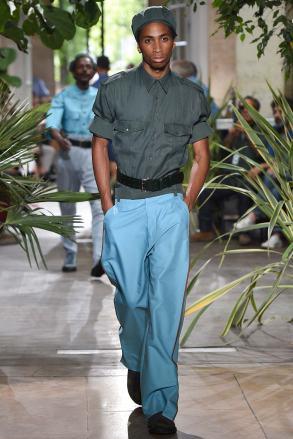 Umit Benan Spring 2016 Menswear279