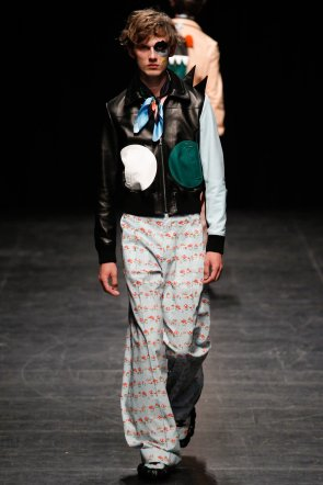 Walter Van Beirendonck Spring 2016 Menswear126