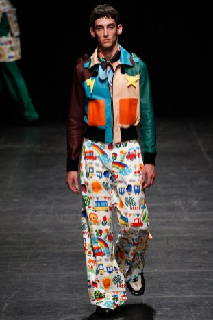 Walter Van Beirendonck Spring 2016 Menswear129