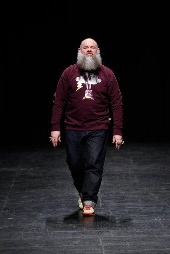Walter Van Beirendonck Spring 2016 Menswear148