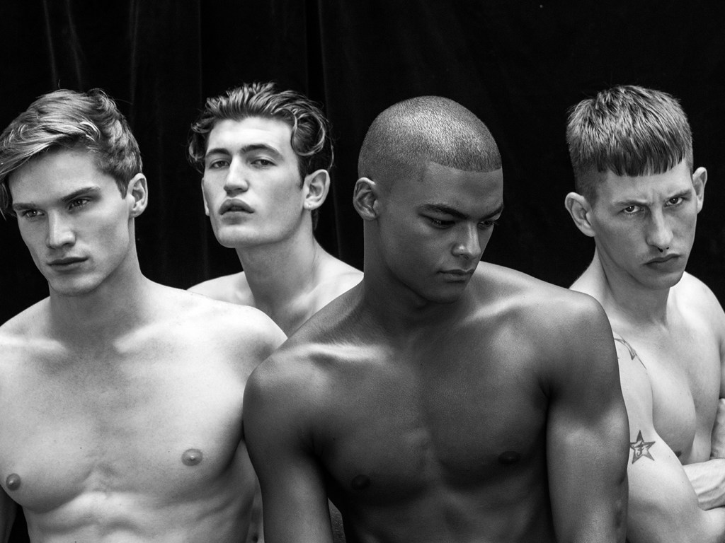 Boys of Summer shot by Gregory Prescott, they are all male models from Q Model Management in New York City. The models are Dylan Hartigan from England, Eugon McNeil from Cape town, South Africa, Jannick Scharmwebber from Germany, Matthew McGue and Cameron Keesling both from U.S.