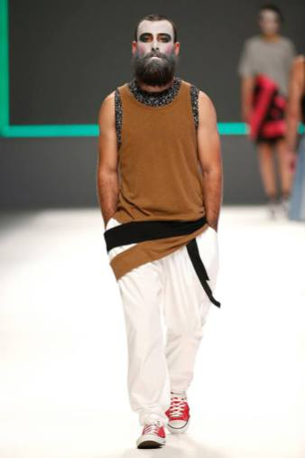 BRAIN&BEAST Spring 2016 Menswear Barcelona553