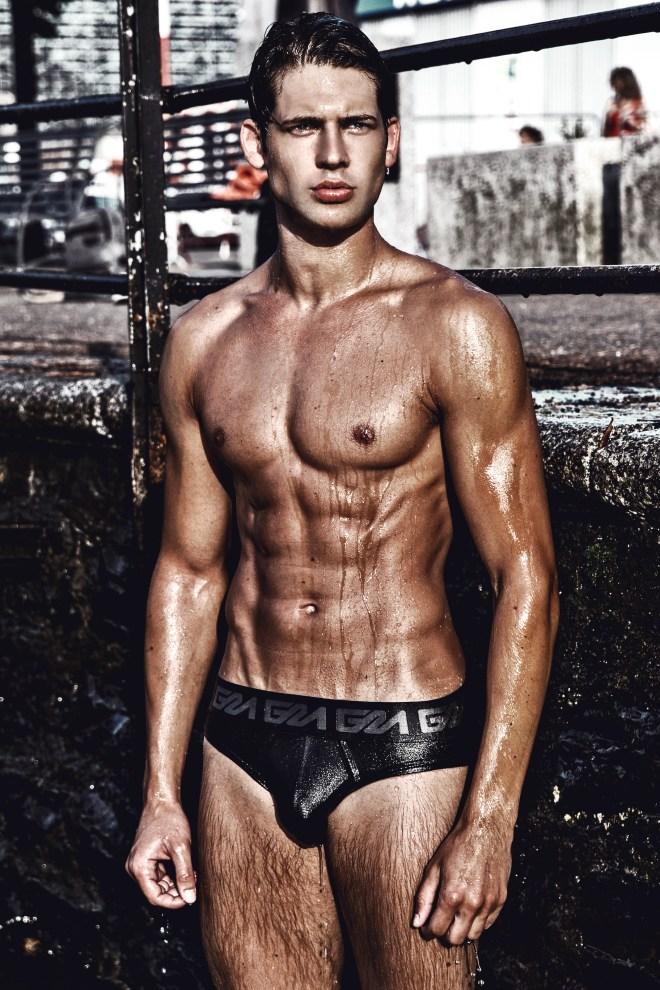 Underwear Garçon Model presents: Milan Truska by Fernando Machado
