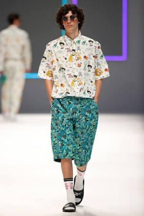 Krizia Robustella Spring 2016 Menswear Barcelona509