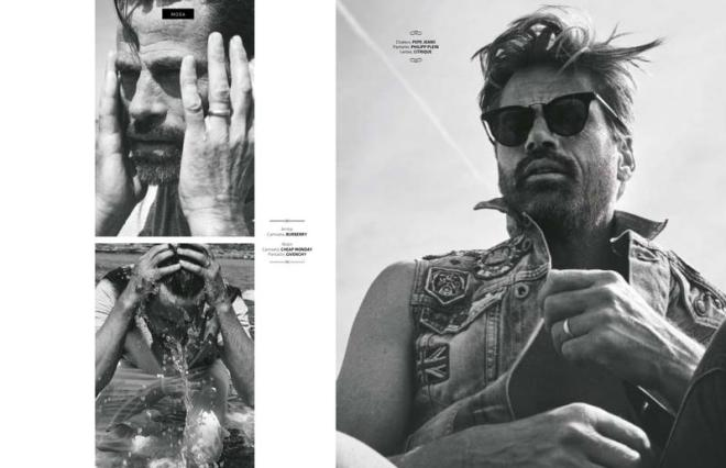 MARK VANDERLOO for Gentleman Mexico July 2015