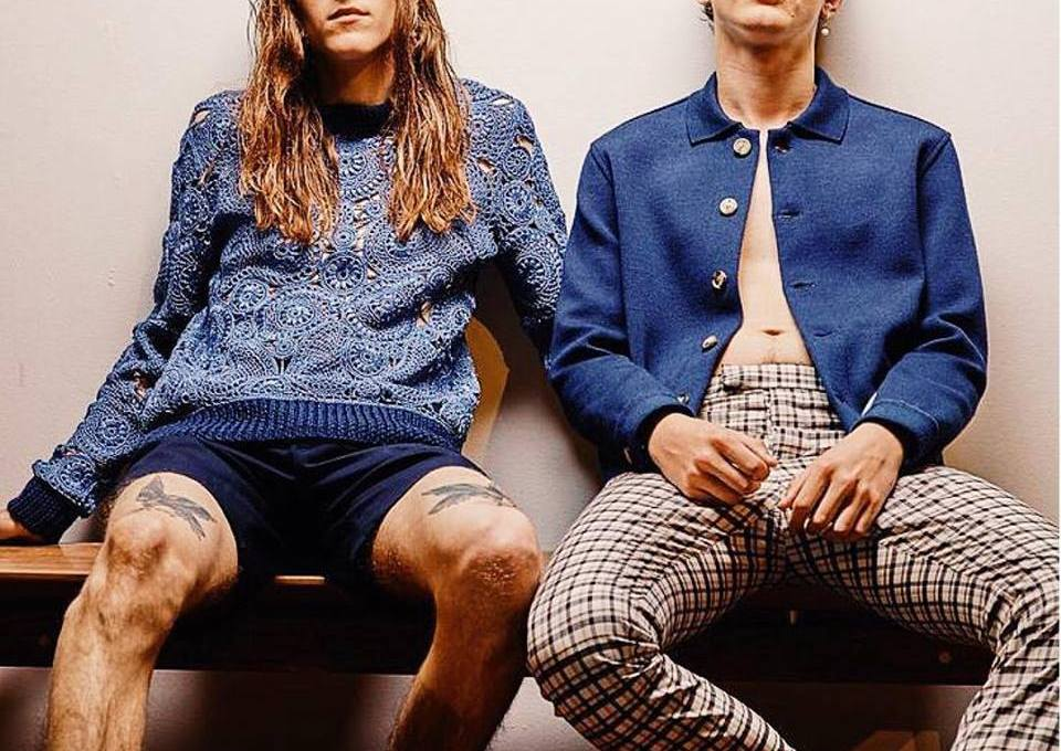 After channeling their grandfather as inspiration last season, Alex, Matthew and Samantha Orley jumped forward to their parents and the 1970s as inspiration for spring.