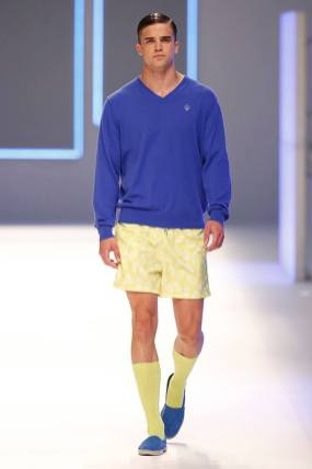 Punto Blanco Spring 2016 Menswear Barcelona629