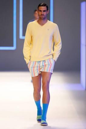 Punto Blanco Spring 2016 Menswear Barcelona631