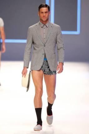 Punto Blanco Spring 2016 Menswear Barcelona636